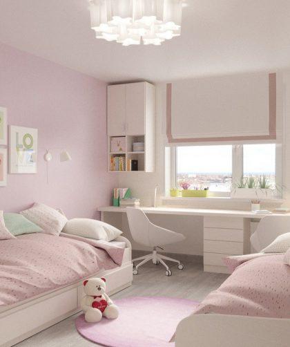 sypialnia dziecka