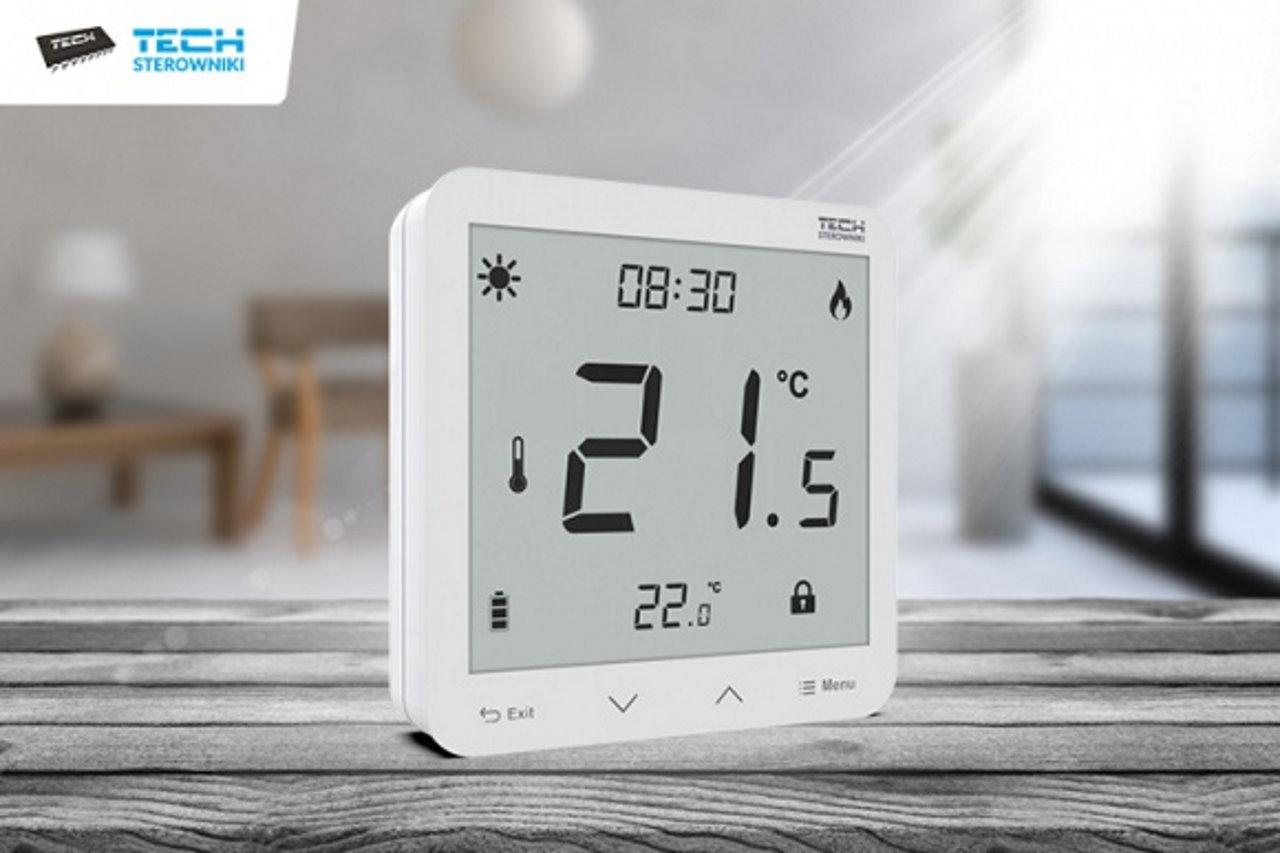 sterowanie termperatura