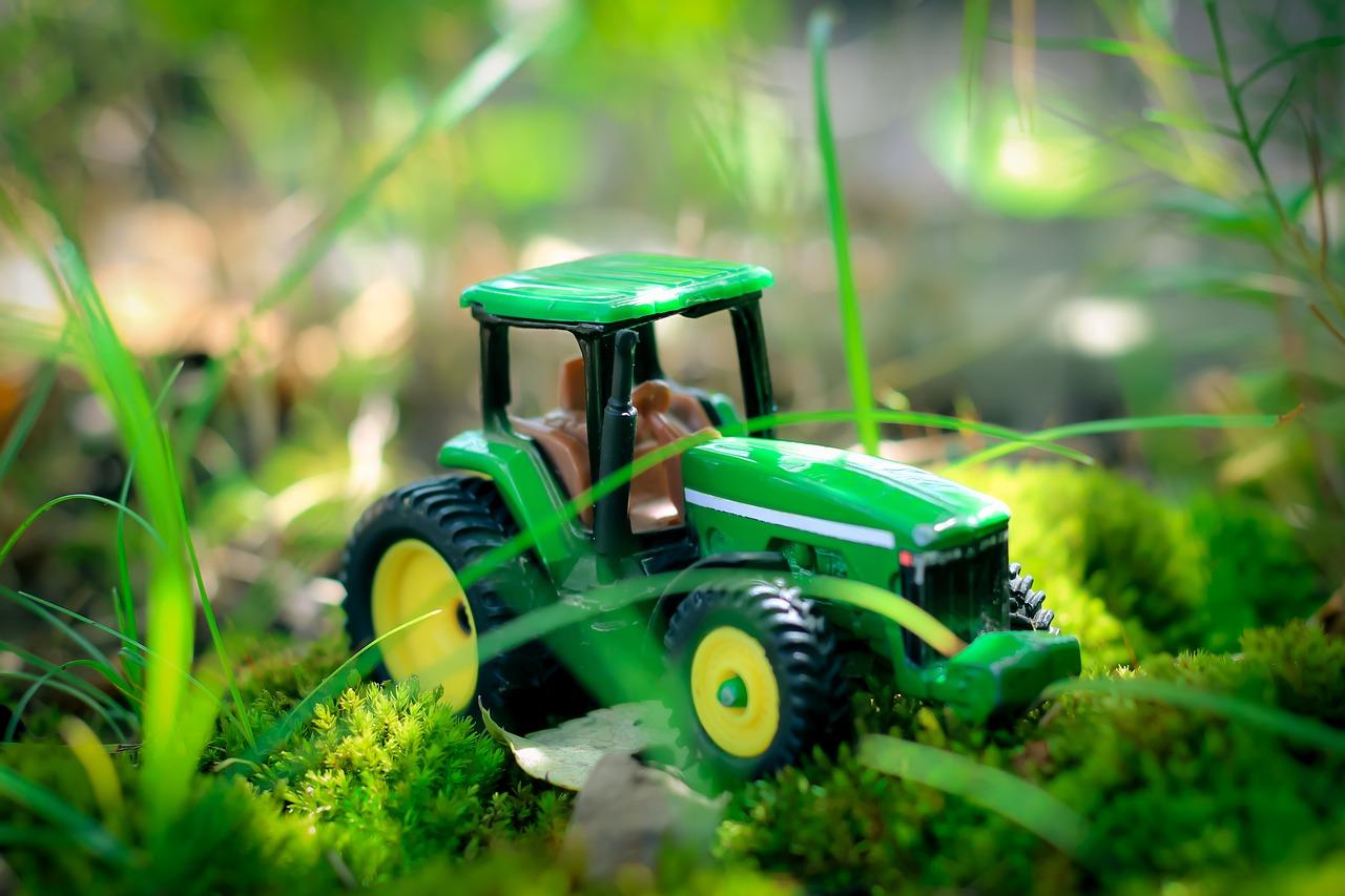 zabawki ferma